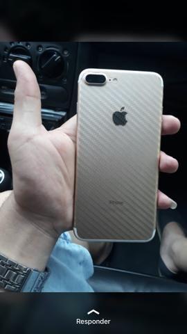 IPhone 7 Plus 32 gb zero caixa nota fiscal - Foto 2