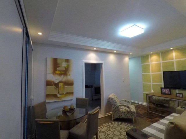 Oportunidade!! Excelente Apartamento com 2 dormitórios e quintal no Marapé em Santos - Foto 2