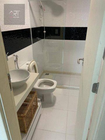 DF - Lindo 4 quartos com 2 suítes, lazer na cobertura em Itapuã! - Foto 3
