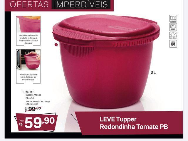 Vendo esses lindos Tupperwares cujos preços está nas imagens. - Foto 4