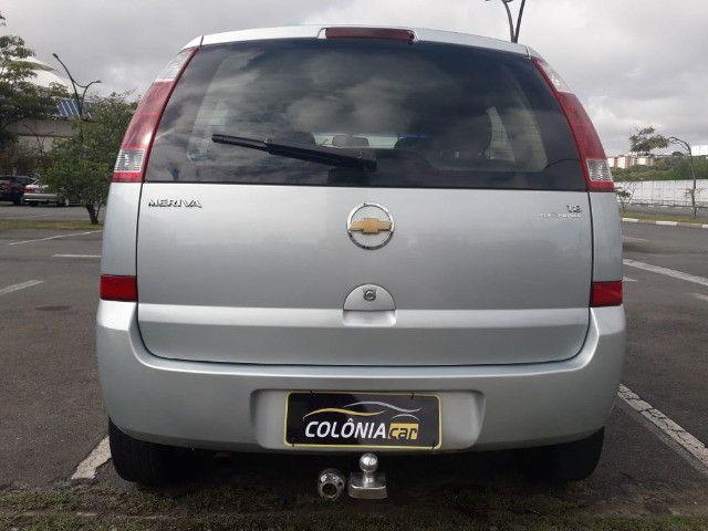 Chevrolet meriva maxx 1.8 *completo*lindo carro - Foto 5