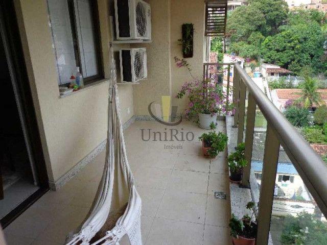Cod: FRCO30031 - Cobertura 164 m², 3 quartos, 1 suíte, Freedom - Freguesia - RJ - Foto 5