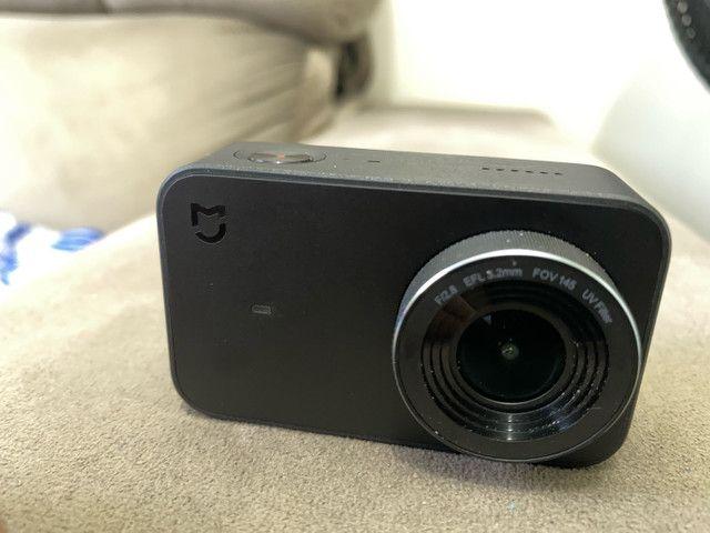 Câmera xiaomi mi 4k