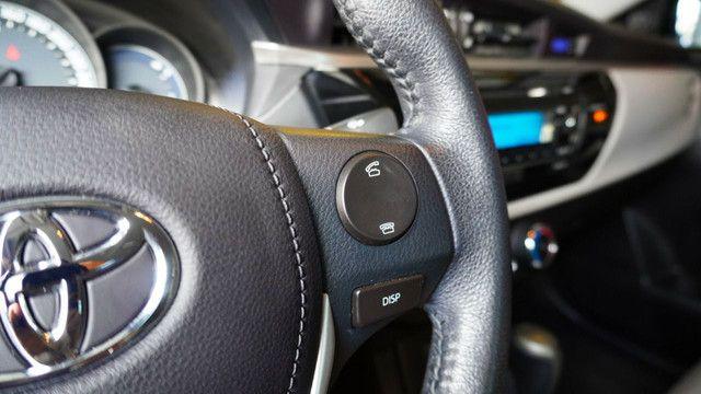 Corolla GLI 1.8 Blindado, é na Gran Car! - Foto 9