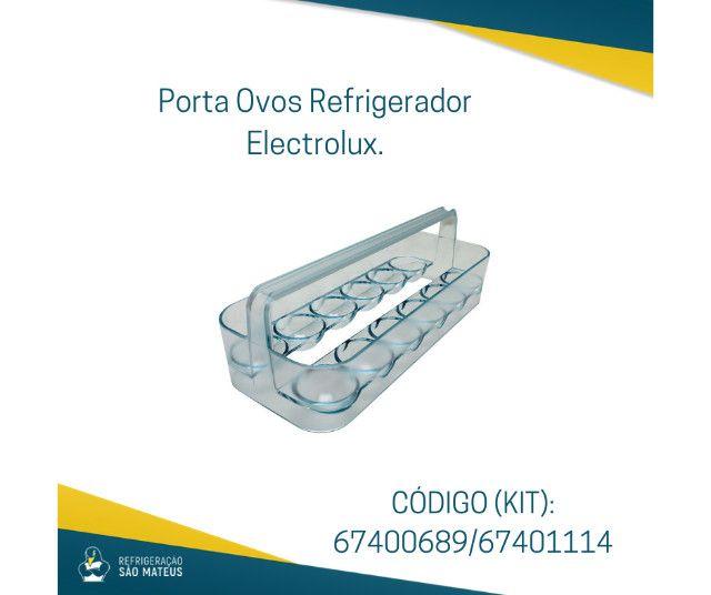 Porta Ovos Refrigerador Electrolux