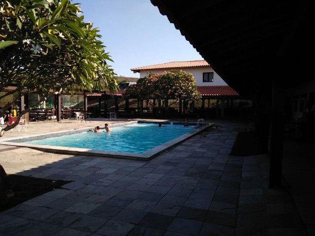 Flat em Gravatá - 2 quartos, fazendinha, Internet, piscina, restaurante - Foto 2