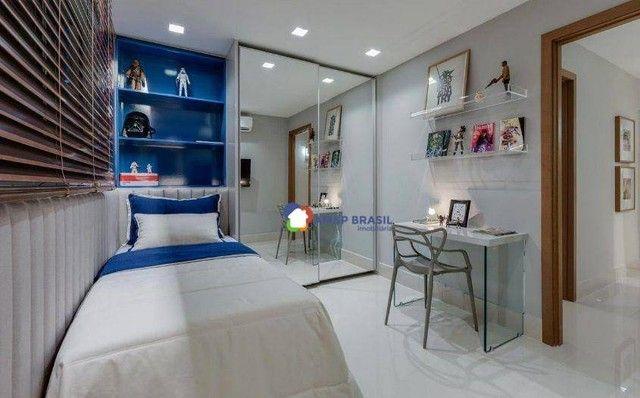 Apartamento com 3 dormitórios à venda, 125 m² por R$ 910.000,00 - Setor Marista - Goiânia/ - Foto 13