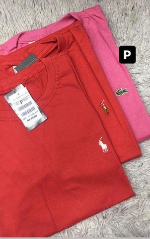 Blusas masculinas básicas - Foto 2