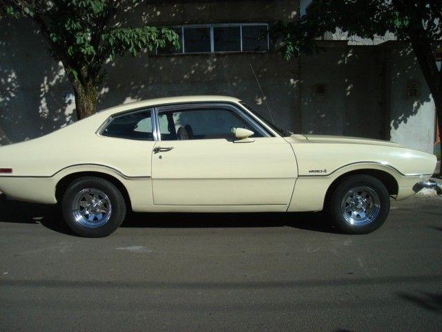 Maverick 4cc 1977