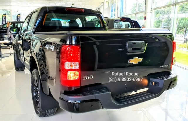 Nova Chevrolet S10 LT 2.8 Diesel 2022! - Foto 8