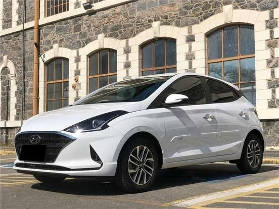 Carta de crédito - Hyundai HB20 1.0 Diamond 2020 FLEX - Entrada R$21.000,00