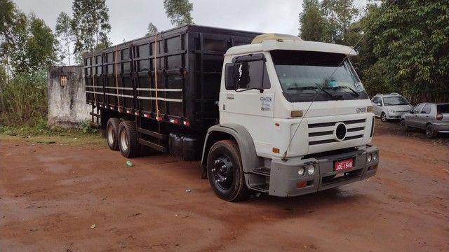 Vendo caminhão 15180 truck 6 marchas reduzido diferencial rocuel - Foto 2