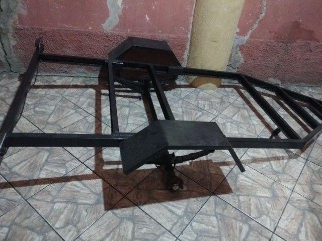 Carretinha reboque - Foto 3