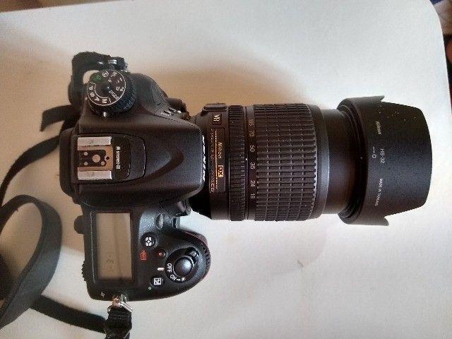 Camera Nikon D7100 + 18-105mm + 50mm - Foto 2