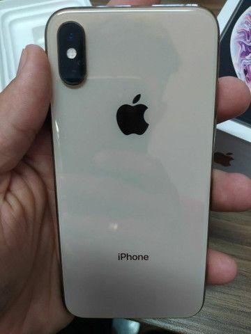 Iphone XS 64gb com nota e caixa (muito novo) - Foto 2