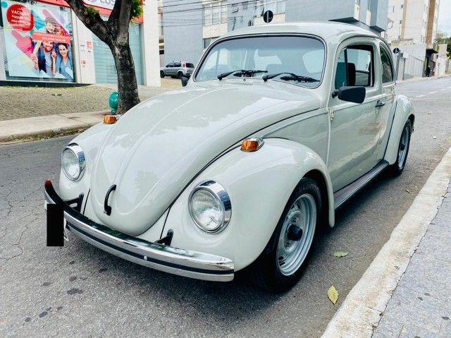 VW VOLKSWAGEN FUSCA COM MOTOR 1.8 AP EXTREMAMENTE CONSERVADO 30.000 KM - Foto 2