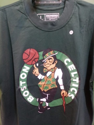 Camisa Boston Celtics NBA  - Foto 3