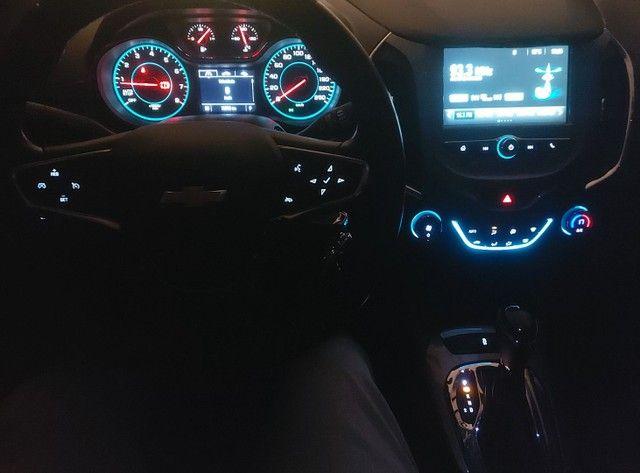 Cruze 1.4 Turbo LT 2018 Preto - Foto 7