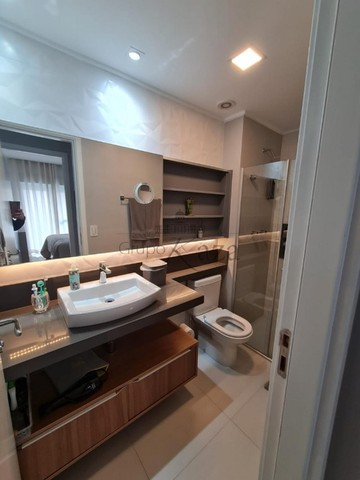 Apt 57m² mobiliado 1 drm, 1 wc, 1 vaga e lazer - Foto 18