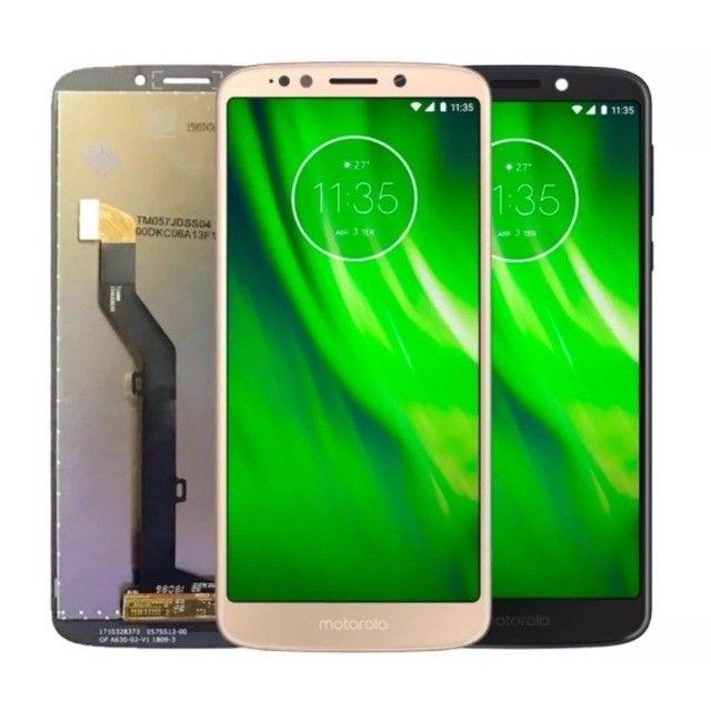 Tela Touch Display Motorola G6 G6 Play G6 Plus G7 Play G8 Play