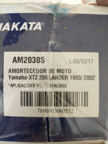 [VENDO] Amortecedor da XTZ 250 LANDER - Foto 2