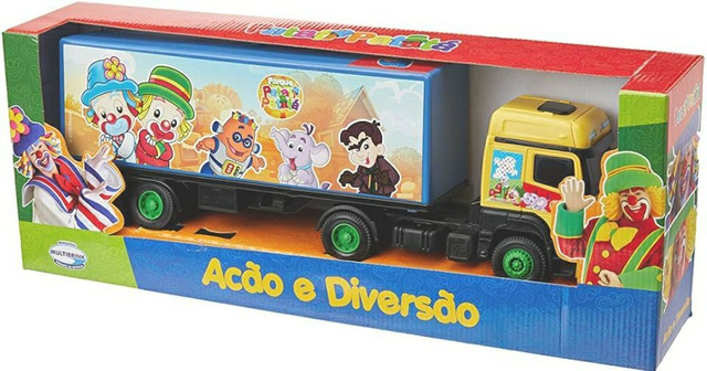 Caminhão Super Baú Patati Patatá MultiKids 100% Original Novo Lacrado! - Foto 2