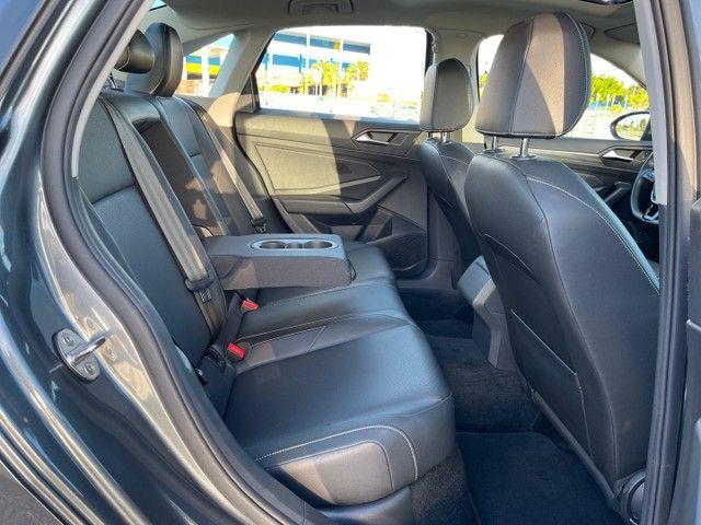 VW JETTA COMFORTLINE 250  1.4 TSI COM TETO SOLAR FLEX AUTOMÁTICO 18/19 - JPCAR  - Foto 14