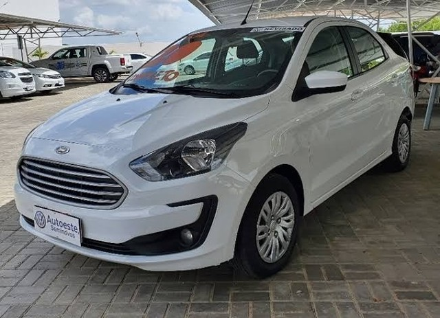 Ford ka 1.0 2020