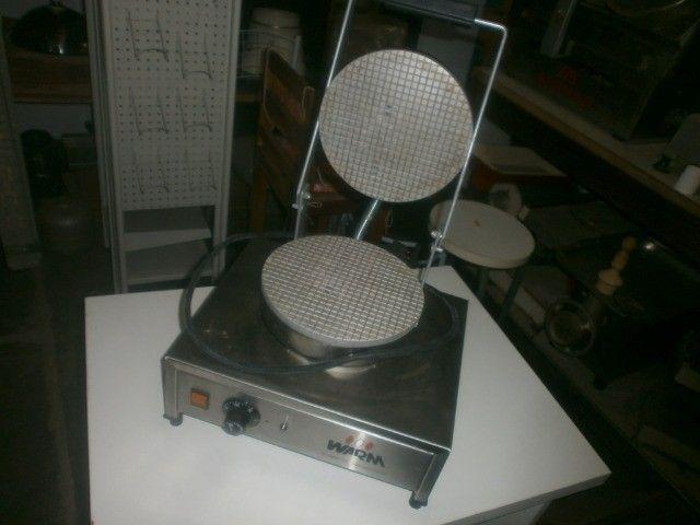 maquina de waffer - big cascão