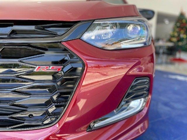 Novo Onix RS Turbo 116cv 2022 - Foto 7