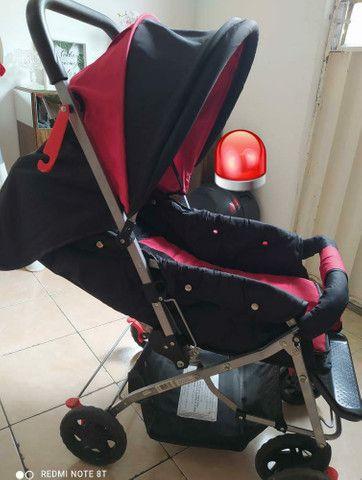 Carrinho de bebê R$ 270.00 - Foto 2