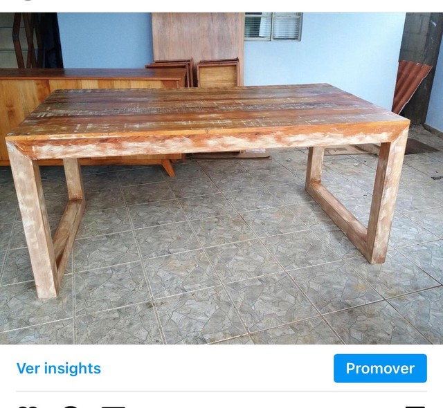 Mesa de jántar