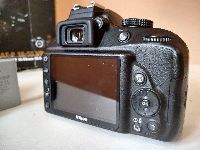 Camera Nikon D3300 + 18-55mm  - Foto 5