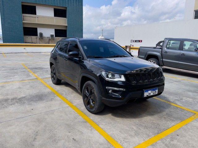 Jeep Compass 18/18 4x4 diesel night eagle c/ 4 pneus Michelin zero