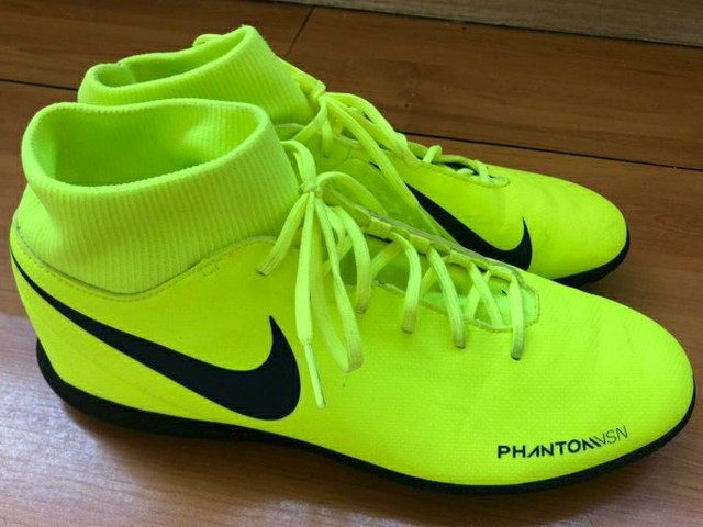 Chuteira Society Nike Phantom VSN Club Unissex