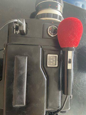 Antiga filmadora magnon - Foto 2