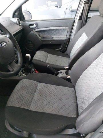 Ford Fiesta Rocan 1.6 8V 2013 branco - Foto 8
