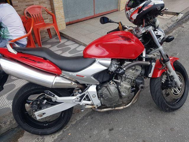 Vendo moto hornet 2005 - Foto 3
