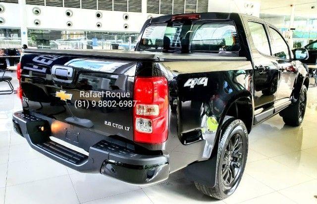 Nova Chevrolet S10 LT 2.8 Diesel 2022! - Foto 6