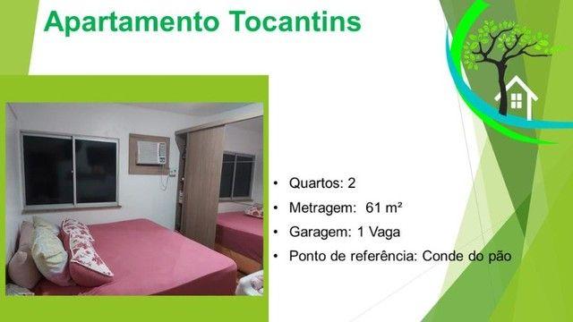 apartamento no tocantins, primeiro andar - R$ 165 mil
