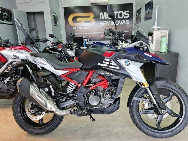 G310 moto rally da bmw