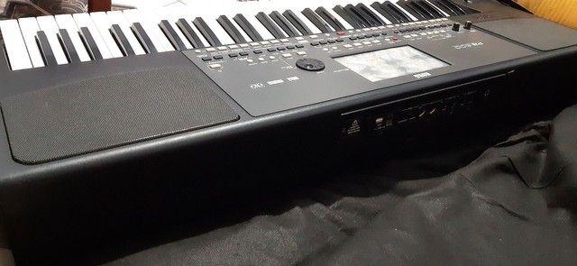 teclado pa 600 unico dono - Foto 3