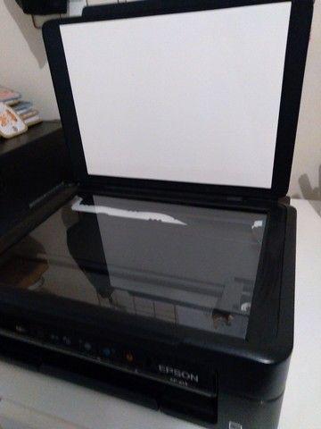 Multifuncional Jato de Tinta Epson XP-214 Wireless - Foto 4