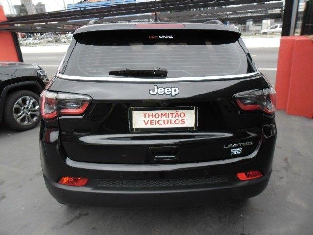 Jeep Compass Limited 2.0 Flex Aut. 2019 - Foto 11