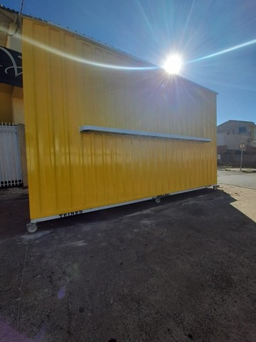 Container Desmontável para Lanches - Foto 2