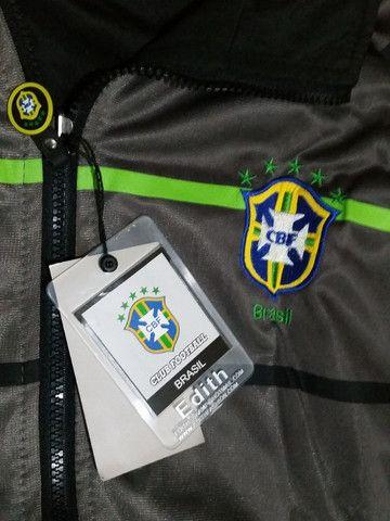 Agasalho Seleção Brasileira - Foto 2