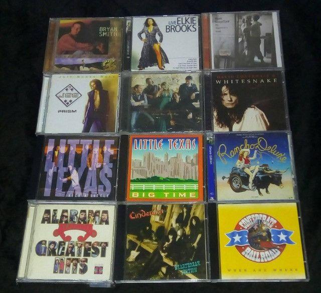 Heavy Metal,Hard Rock,Southern Rock importados e nacionais,confira! - Foto 2