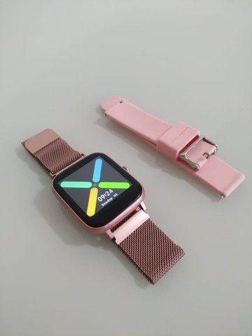 Relógio inteligente P6 /Tela touch