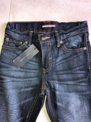 Vendo 2 calças jeans Nova Infantil - Gap e Tommy