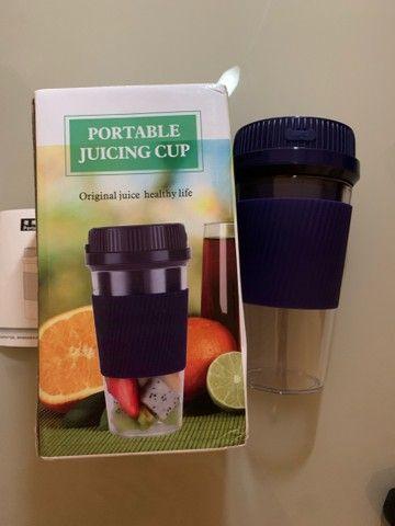 Copo Liquidificador Portátil  - Foto 5